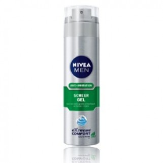 Nivea For Men Scheergel 200 ml Extreme Comfort