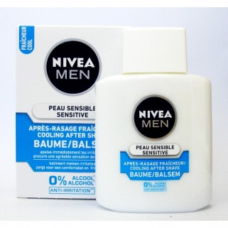 Nivea For Men A.Shave Balsem Sens. Cool
