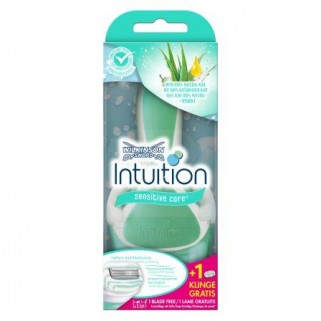 Wilkinson Intuition Apparaat Sensitive+ 2 Mesjes