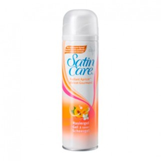 Gillette Venus Satin Care Gel Radiant Apricot
