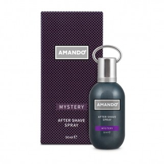 Amando Aftershave 50 ml Mystery