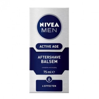 Nivea For Men After Shave Balsem Active Age