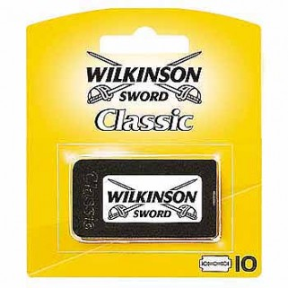 Wilkinson Classic Mesjes 10 stuks double edge