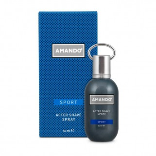 Amando Aftershave 50 ml Sport