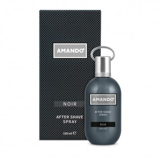 Amando Aftershave 100 ml Noir
