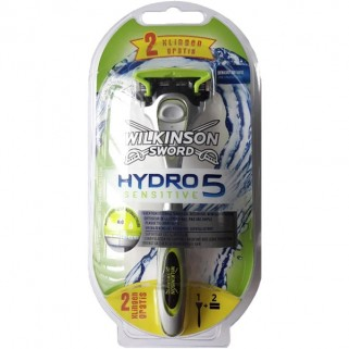 Wilkinson Hydro 5 Sensitive Scheersysteem incl 3 Mesjes