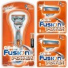 Gillette Combi Fusion Power Scheersysteem incl 17 Mesjes