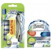 Wilkinson Sword Combi Hydro 5 houder Sensitive incl 9 mesjes