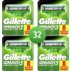Gillette Combi Mach3 Sensitive 32 Scheermesjes
