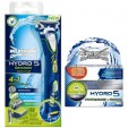 Wilkinson Sword Combi Hydro 5 Groomer Systeem incl 1 + 4 mesjes