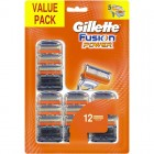 Gillette Fusion Power 12 Scheermesjes