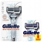 Gillette SkinGuard Sensitive Houder incl 9 mesjes