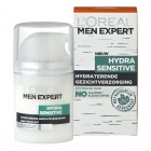 Men Expert Hydra Sensitive Verzorgende Gezichtscrème 50ml