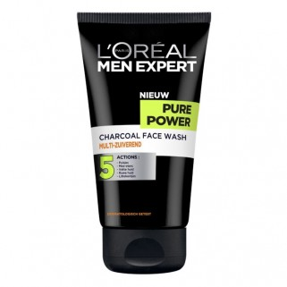 Men Expert Pure Power Reinigingsgel Charcoal 100ml