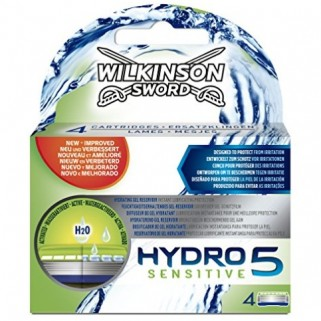 Wilkinson Hydro 5 Sensitive Mesjes 4 stuks