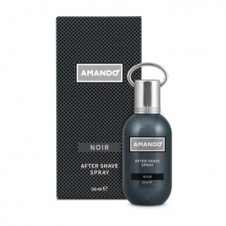 Amando Aftershave 50 ml Noir