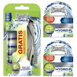 Wilkinson Sword Combi Hydro 5 houder Sensitive incl 13 mesjes