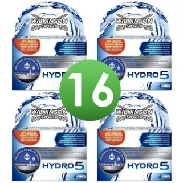 Wilkinson Sword Combi Scheermesjes Hydro 5 16 mesjes