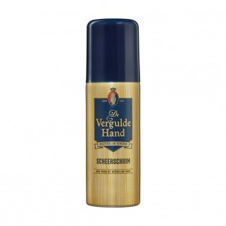 De Vergulde Hand Scheerschuim 50ml pocketformaat