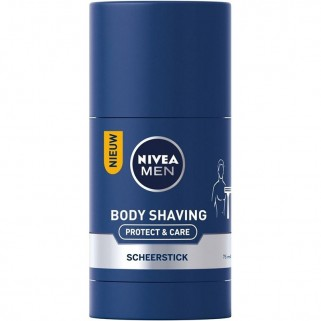 Nivea Men Body Shaving Stick Protect & Care 75 ml