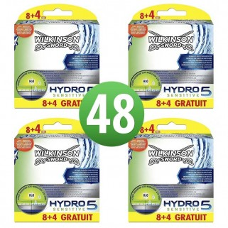 Wilkinson Hydro 5 Sensitive mesjes 32 + 16 stuks