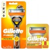 Gillette Combi Fusion5 Power Scheersysteem incl 9 Mesjes