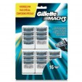 Gillette Mach 3 16stuks Aanbieding