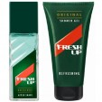 Fresh Up Cadeauset Douchegel 150ml + Aftershave Depper 100ml