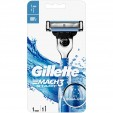 Gillette Mach3 Start Scheersysteem met Aqua-Grip incl 1 Mesje