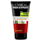 Men Expert Pure Power Volcano Face Wash