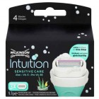 Wilkinson Intuition Mesjes Sensitive 3 pack