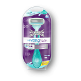 Wilkinson Hydro Silk Apparaat + 1 Mesje Aqua Love