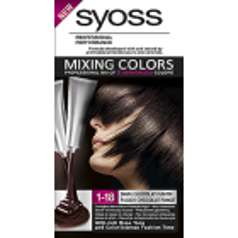 Syoss Mixing Colors 1-18 Dark Chocolat Fusion