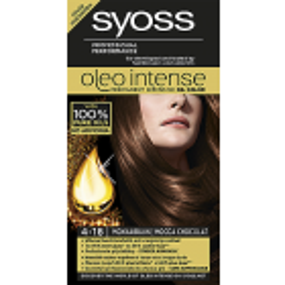 Syoss Oleo Intense Color 4-18 Mokkabruin
