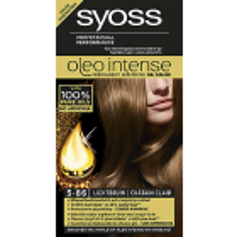Syoss Oleo Intense Color 5-86 Lichtbruin