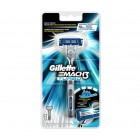 Gillette Mach3 Turbo Apparaat incl 1 Mesje
