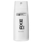 Axe Deo Spray Anti Perspirant Black