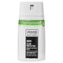 Axe Deo Spray 100 ml Compressed Urban