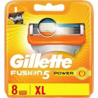Gillette Fusion5 Power 8 Mesjes