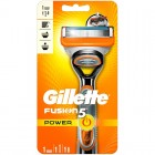 Gillette Fusion5 Power Scheersysteem incl 1 Mesje