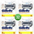 Gillette SkinGuard Sensitive 32 Scheermesjes