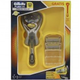 Gillette Fusion ProShield Flexball scheersysteem incl 3 mesjes