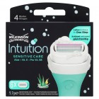 Wilkinson Intuition Sensitive Care Scheermesjes 6 Stuks