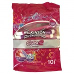 Wilkinson Extra2 Beauty 10 mesjes