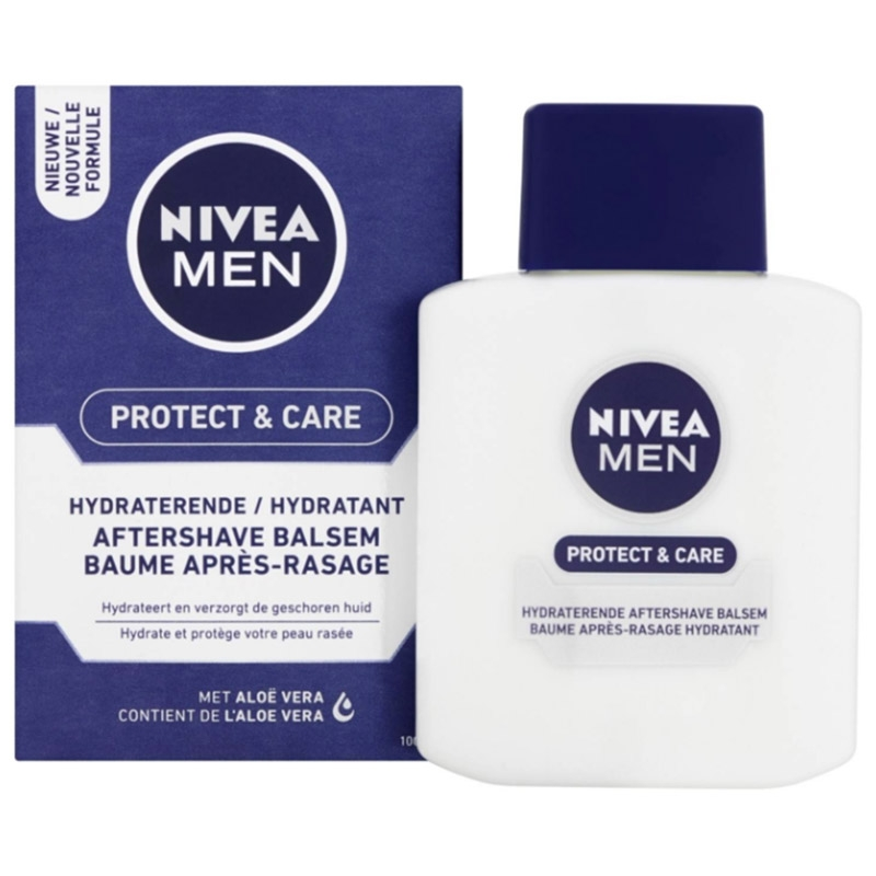 Nivea Men Herstellende Aftershave Balsem 100ml